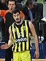 Nikola Kalinic (basketball) 33 Fenerbahçe Men's Basketball 20180222 (3).jpg