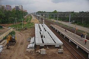 платформа горенки строительные работы