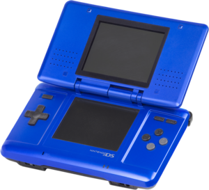 "English: An original Nintendo DS ""Fat&quo..."
