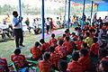 Nisith Ranjan Chowdhury Explains Medical Aspects of Football - Football Workshop - Nisana Foundation - Sagar Sangha Stadium - Baruipur - South 24 Parganas 2016-02-14 1353.JPG