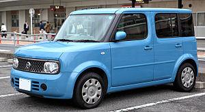 Nissan Cube - Nissan Cube Z11