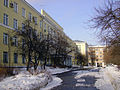 Nizhny Novgorod. Near Second Block of National University named Lobachevsky.jpg