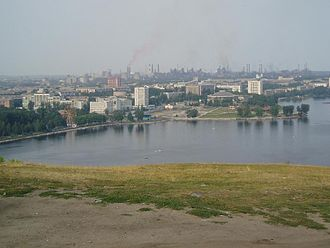 Nizhny Tagil - View of Nizhny Tagil
