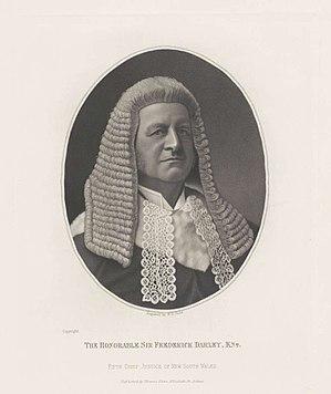 Frederick Matthew Darley - Image: Nla.obj 136059271 1