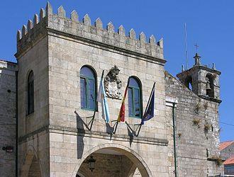 Noia - Image: Noia Galicia Concello 2006