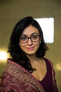 Hadia Tajik Norwegian journalist, jurist and politician