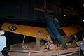 North American BT-14 Nosedive fromR Early Years NMUSAF 25Sep09 (14576848086).jpg