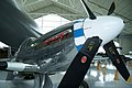 North American P-51D-20NA Mustang RNose EASM 4Feb2010 (14404504878).jpg