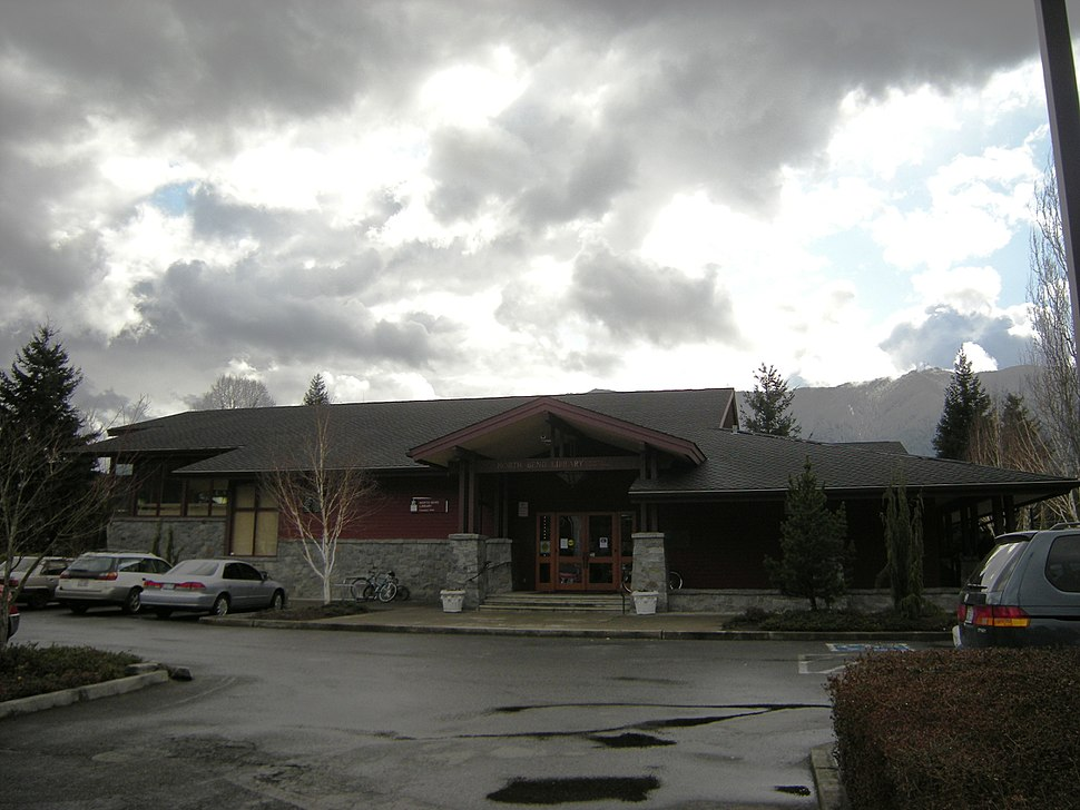 North Bend, WA public library 01A