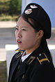 North Korea - Samjiyon airport officier (5444388447).jpg