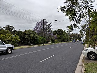 North Nowra Suburb of City of Shoalhaven, New South Wales, Australia