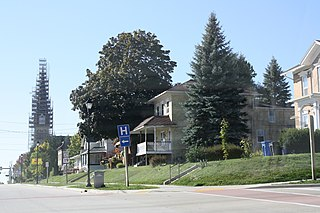 North Washington Street Historic District (Watertown, Wisconsin) United States historic place