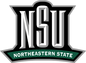 Central Oklahoma–Northeastern State football rivalry - Image: Northeastern State wordmark
