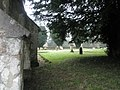 Northern part of the churchyard at Holy Rood, Empshott - geograph.org.uk - 1099285.jpg