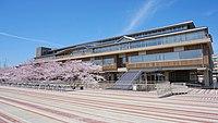 Noshiro City Hall 20190419.jpg