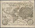 Nova totius terrarum orbis geographica ac hydrographica tabula = Wahre Biltnüss des Gantzen Erden Kraÿses mit allen seinen theilen (4071859609).jpg