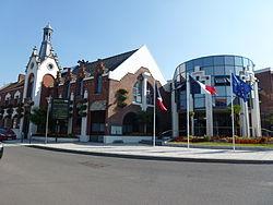 Noyelles-Godault (Pas-de-Calais) mairie.JPG