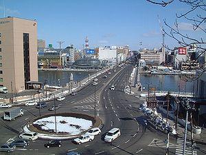 Kushiro, Hokkaido - City central