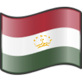 Nuvola Tajikistan flag.png
