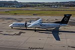 OE-LPG De Havilland Canada DHC-8-402 Dash 8 - AUA (SWR) (31113484964).jpg