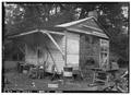 OLD SLAVE QUARTERS NOW USED AS TOOL HOUSE - Glencairn, Tuscaloosa Street, Greensboro, Hale County, AL HABS ALA,33-GREBO,7-12.tif