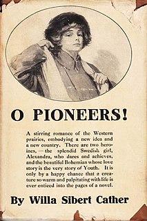 <i>O Pioneers!</i>