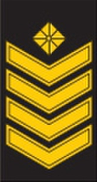 Lithuanian military ranks and insignia - Image: OR 8 laivūnas