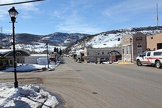 Oak Creek, Colorado Town in Colorado, United States