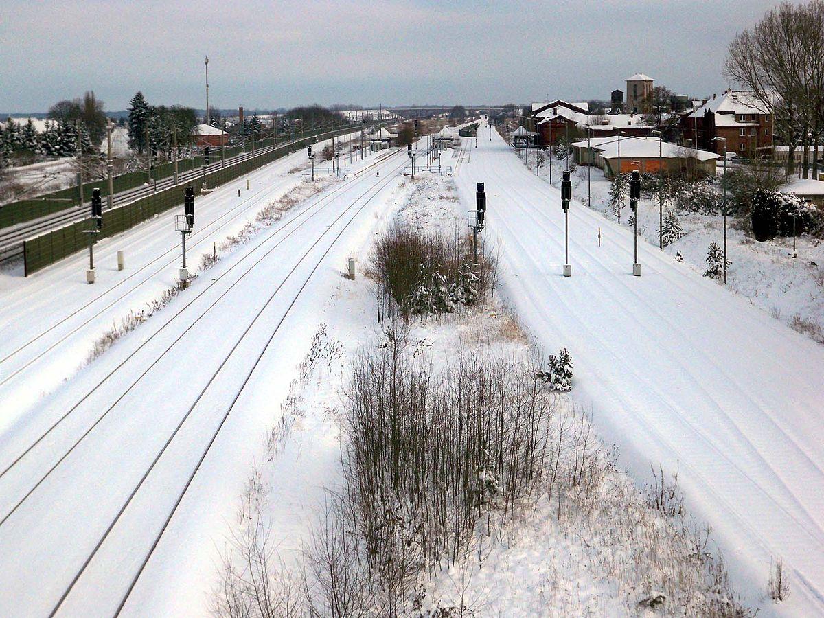 oebisfelde station