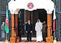 Official welcome ceremony was held for Ilham Aliyev in Qatar, 2017 03.jpg