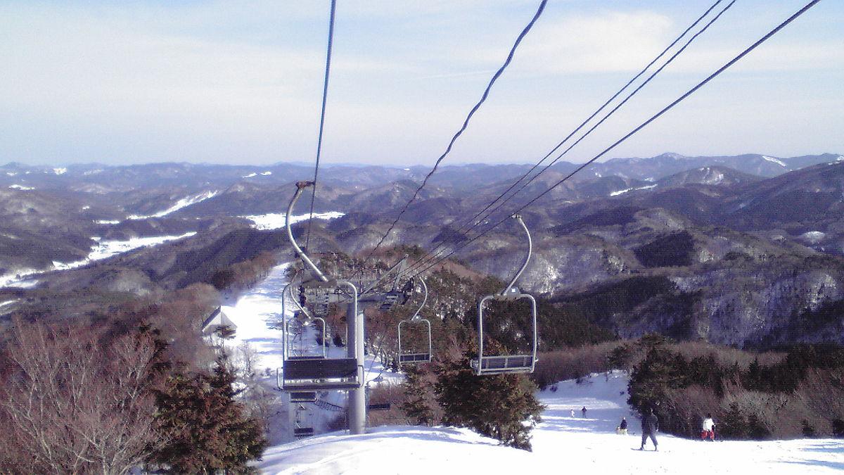 スキー 場 大佐 大佐スキー場