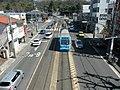 Okayama Electric Tramway Higashiyama Tram Stop - panoramio.jpg