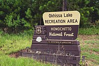 Okhissa Lake Recreation Area - Homochitto National Forest (32925456915).jpg