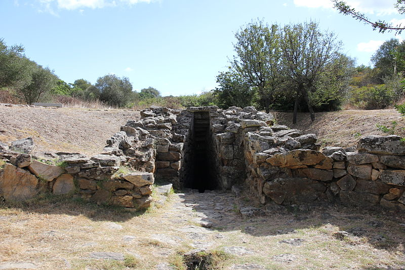 Olbia Archaeological Site