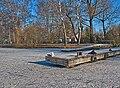 Olchinger See Steg, zugefroren, HDR.jpg