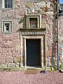 Old Doorway on building at Rosslyn Castle - geograph.org.uk - 802687.jpg