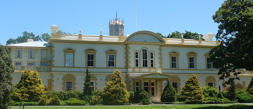 Old Government House, University of Auckland