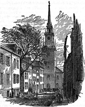 Image illustrative de l'article Old North Church