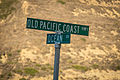 Old Pacific Coast Highway Sign 8175953721.jpg