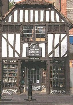 Old Tudor House, Henley on Thames - geograph.org.uk - 1471087