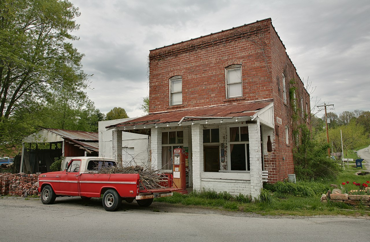 File Old Gas Station Pomona Il Jpg Wikimedia Commons