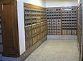 Old mail boxes in the Douglas, AZ post office..jpg