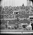 Olympische Spelen te Rome, Henk Visser tijdens verspringen, Bestanddeelnr 911-5872.jpg