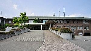Omi, Nagano - Omi Village Hall