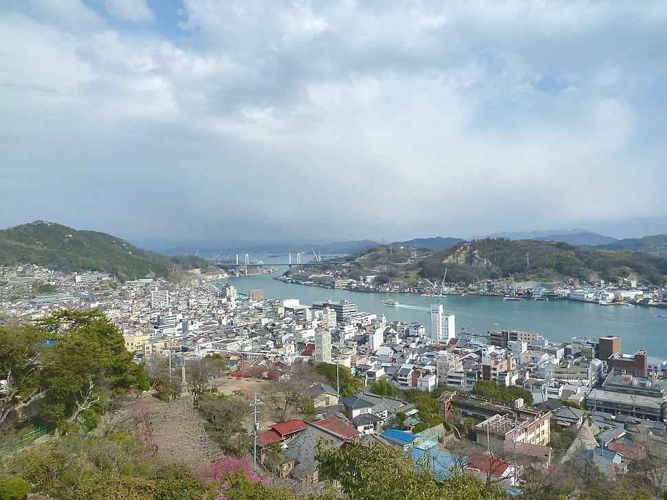Onomichi city huukei