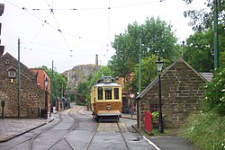 Oporto 273 at the National Tramway Museum (DCP 6322).jpg
