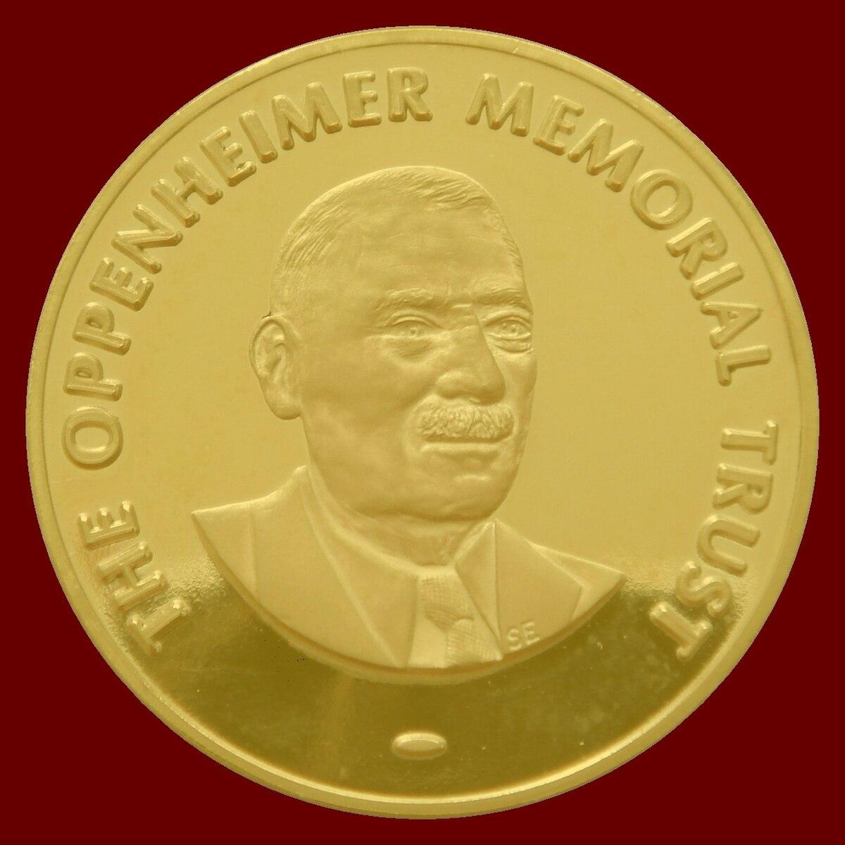 Harry Oppenheimer Fellowship Award - Wikipedia