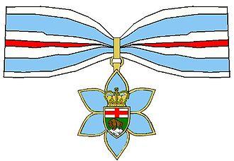 Order of Manitoba - Image: Orde van Manitoba