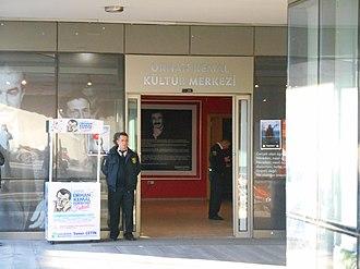 Orhan Kemal Cultural Centre - Image: Orhan Kemal Cultural Centre 3