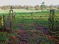 Original gates, Garnstone Castle - geograph.org.uk - 624825.jpg
